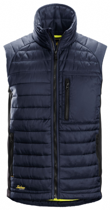 Snickers 4512 AllroundWork 37.5® Insulator Vest (Navy/Black)